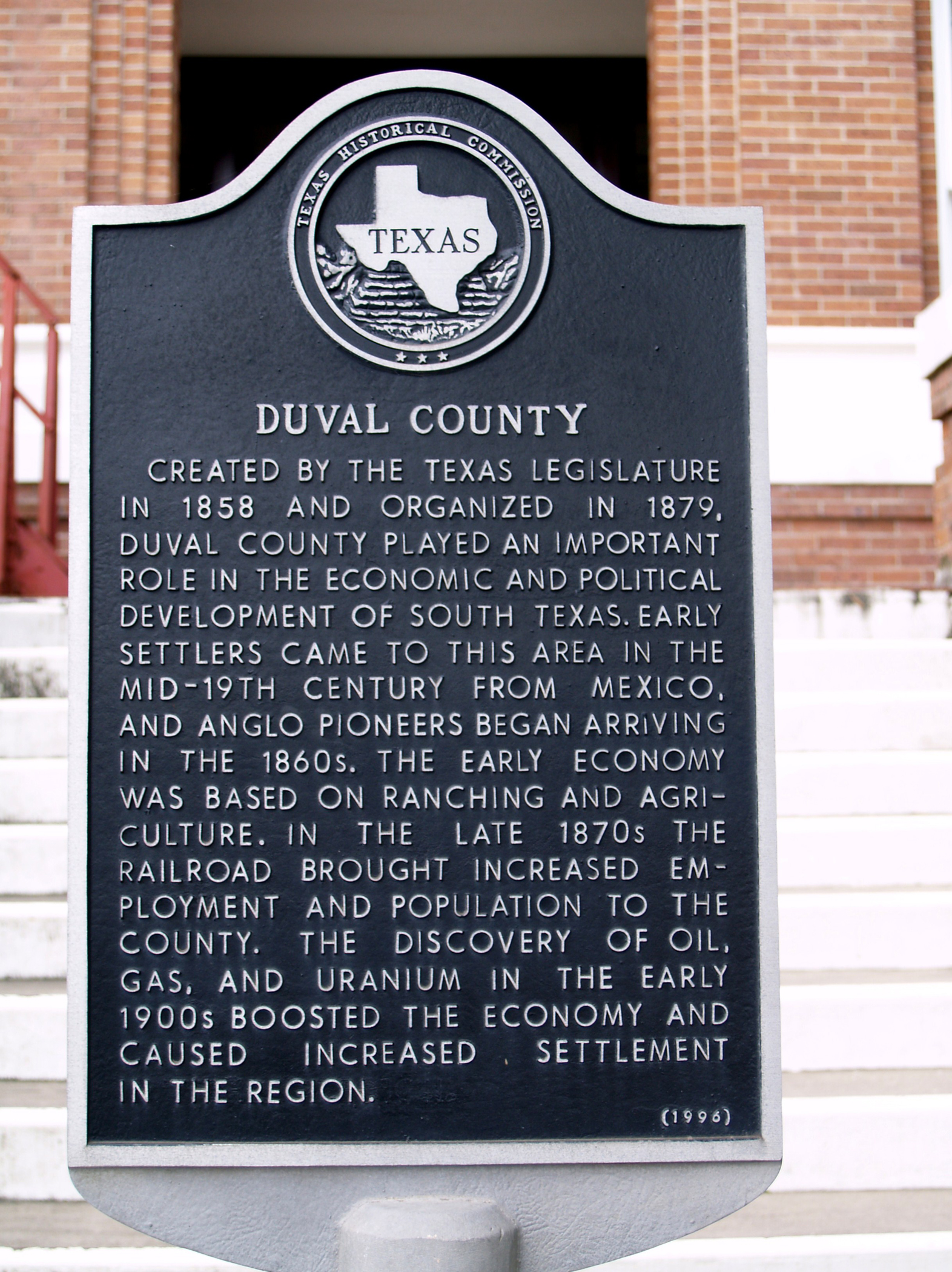 Duval County Courthouse, Texas