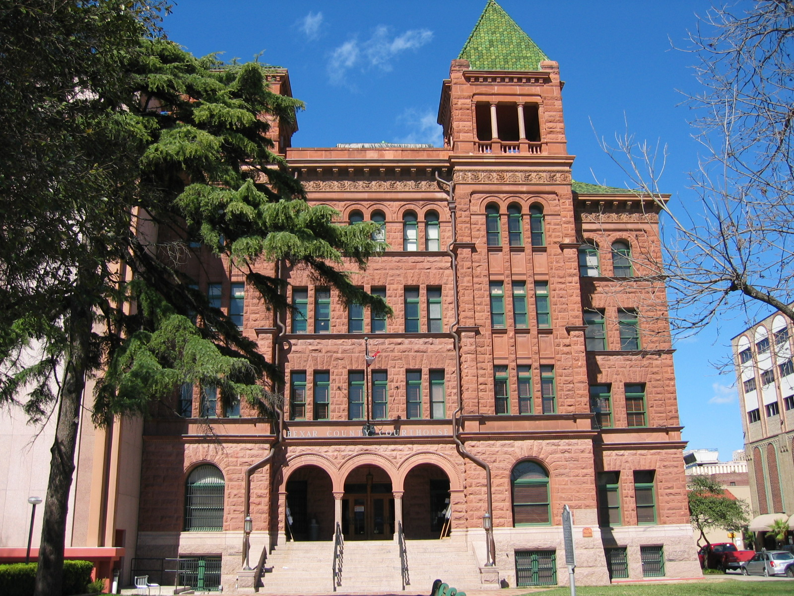 Bexar County Courthouse, Texas | Texas County Courthouses