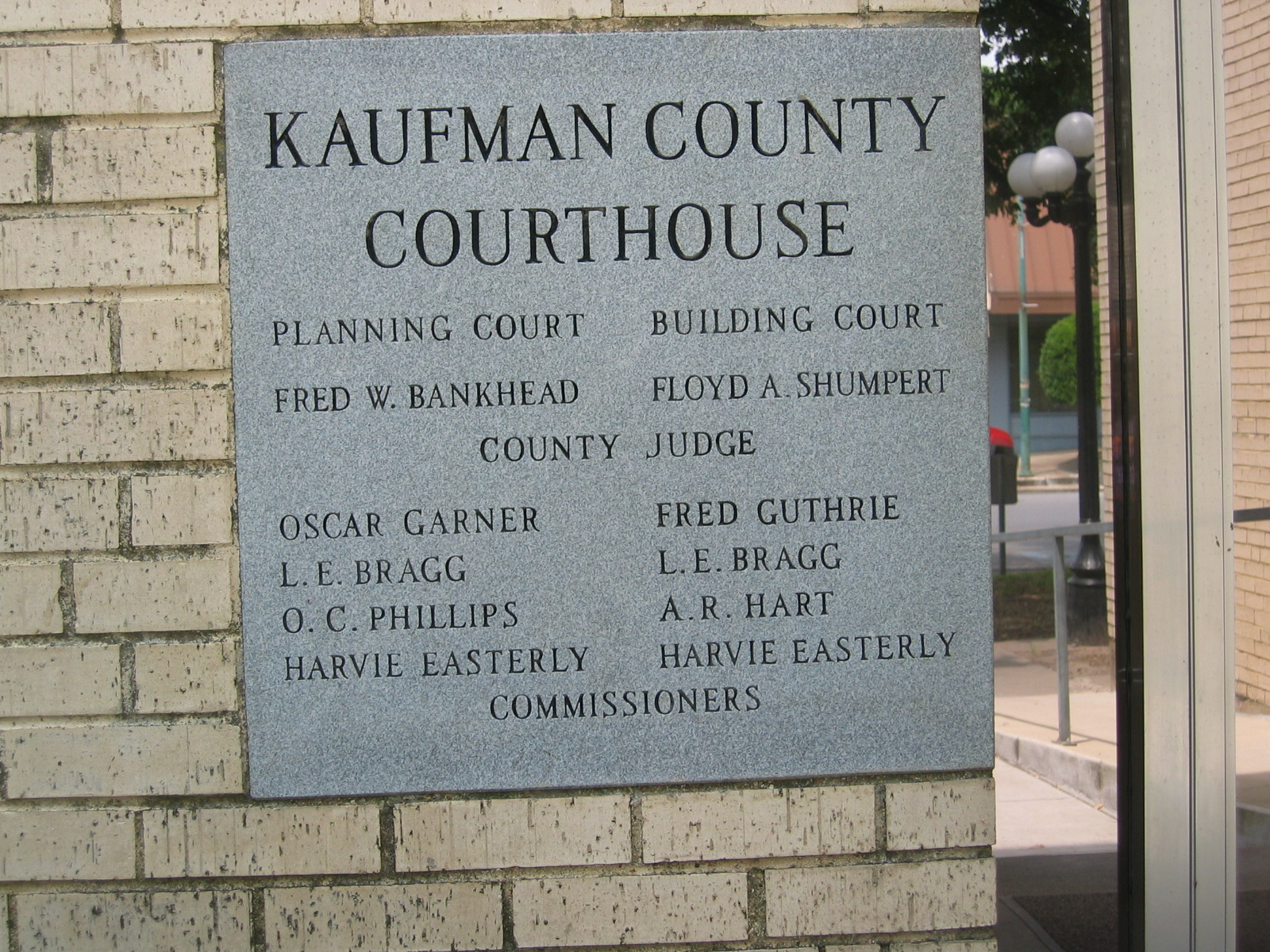 Kaufman County Courthouse | Texas County Courthouses